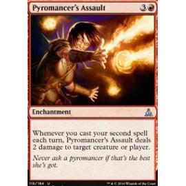 Pyromancer's Assault