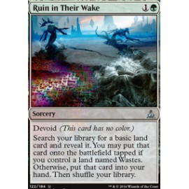 Ruin in Their Wake