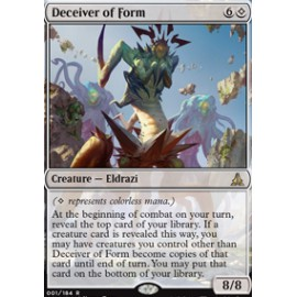 Deceiver of Form FOIL