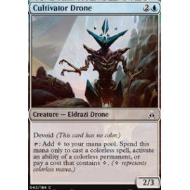 Cultivator Drone FOIL
