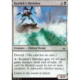 Kozilek's Shrieker FOIL