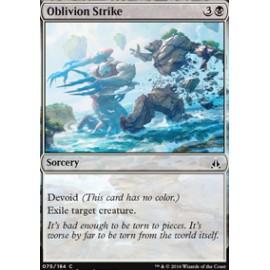 Oblivion Strike FOIL