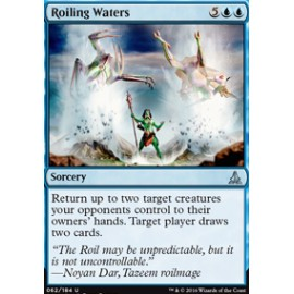 Roiling Waters FOIL