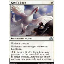 Gryff's Boon