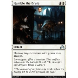 Humble the Brute