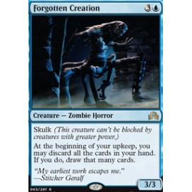 Forgotten Creation