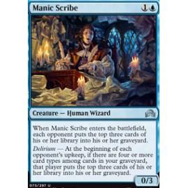 Manic Scribe
