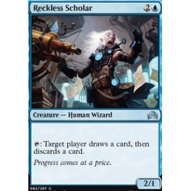 Reckless Scholar