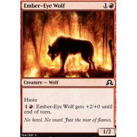 Ember-Eye Wolf