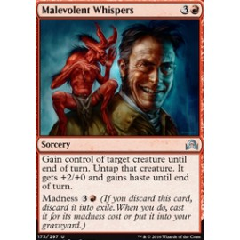 Malevolent Whispers