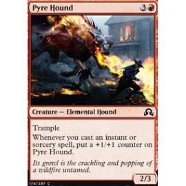 Pyre Hound