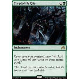 Cryptolith Rite