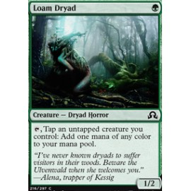 Loam Dryad