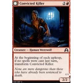 Convicted Killer
