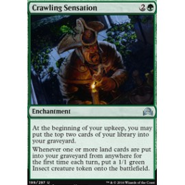 Crawling Sensation FOIL