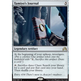 Tamiyo's Journal FOIL