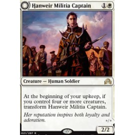 Hanweir Militia Captain FOIL