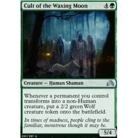 Cult of the Waxing Moon FOIL