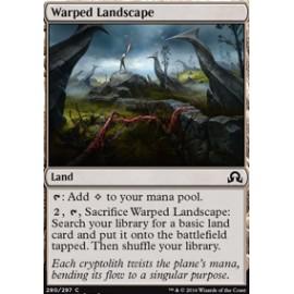 Warped Landscape FOIL