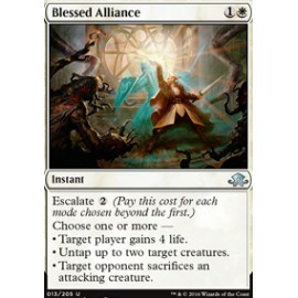 Blessed Alliance