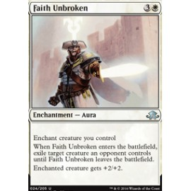Faith Unbroken