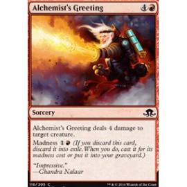 Alchemist's Greeting