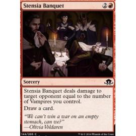 Stensia Banquet
