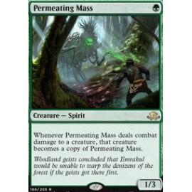 Permeating Mass