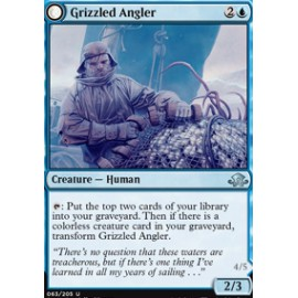 Grizzled Angler