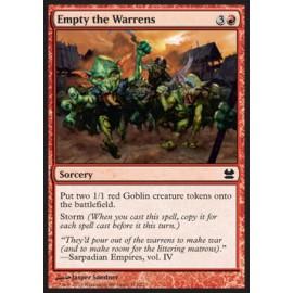 Empty the Warrens