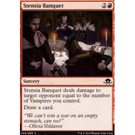 Stensia Banquet FOIL