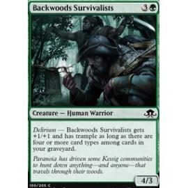 Backwoods Survivalists FOIL