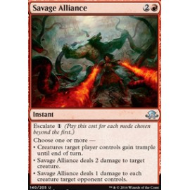 Savage Alliance FOlL