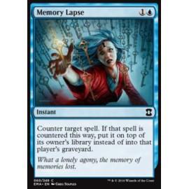 Memory Lapse Eternal Mastes