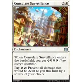 Consulate Surveillance