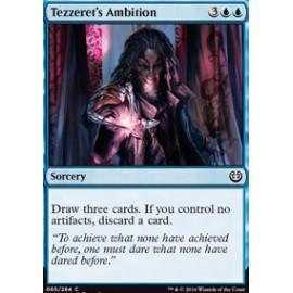 Tezzeret's Ambition