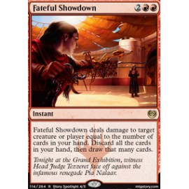 Fateful Showdown