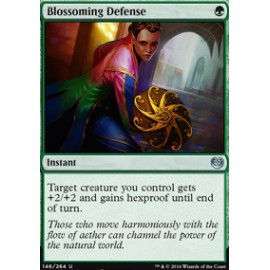 Blossoming Defense
