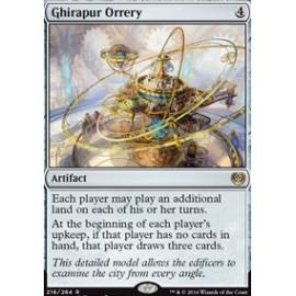 Ghirapur Orrery