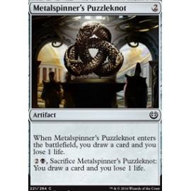 Metalspinner's Puzzleknot