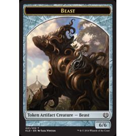 Beast 6/6 Token 01 - KLD