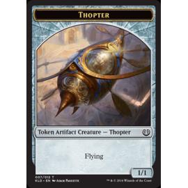 Thopter 1/1 Token 07 - KLD