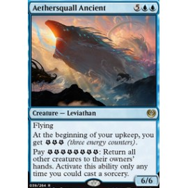 Aethersquall Ancient FOIL