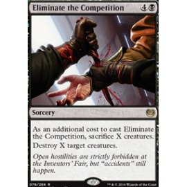 Eliminate the Competition FOIL