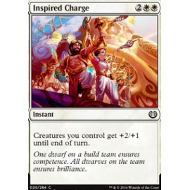 Inspired Charge FOIL