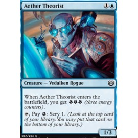 Aether Theorist FOIL