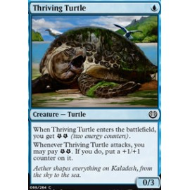 Thriving Turtle FOIL
