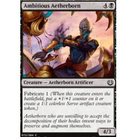 Ambitious Aetherborn FOIL