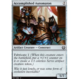 Accomplished Automaton FOIL