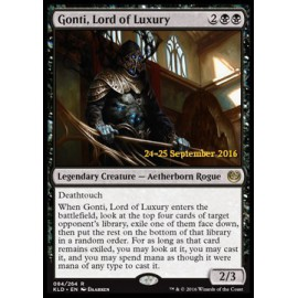Gonti, Lord of Luxury PRE FOIL